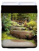 Rocky Path Duvet Cover