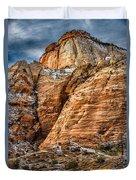 Rocky Peak Duvet Cover