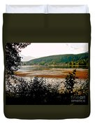 Rocky Point Port Moody Duvet Cover