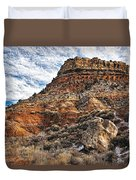 Rocky Ridge Duvet Cover