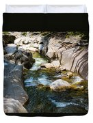Rocky River Duvet Cover
