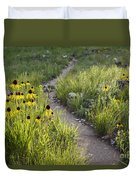 Rocky Top Trail Duvet Cover