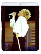 Rod Stewart B8 Duvet Cover