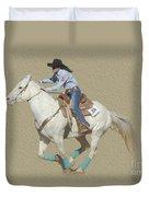 Rodeo 44 Duvet Cover