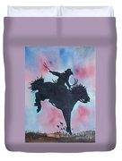 Rodeo No 1 Duvet Cover