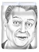 Rodney Dangerfield Duvet Cover