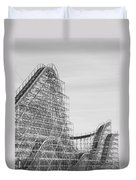 Roller Coaster Wildwood Duvet Cover