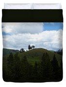 Rolling Hills Duvet Cover