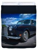 Rolls Royce Duvet Cover