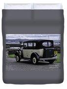 Rolls Royce - Regent Duvet Cover