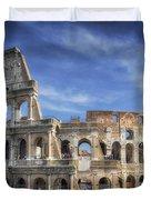 Roman Icon 8x10 Duvet Cover