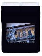 Romanesque Campanile Duvet Cover