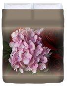 Romantic Floral Fantasy Bouquet Duvet Cover
