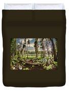 Romantic Meadow Duvet Cover