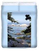Romantic View Duvet Cover