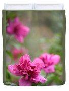 Romantically Pink Duvet Cover