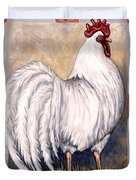 Romeo The Rooster Duvet Cover