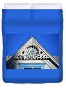 Roof Top 1911 Duvet Cover