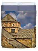 Colonial Roof Duvet Cover