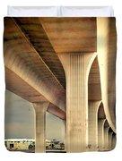 Roosevelt Bridge-1 Duvet Cover