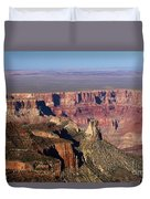 Roosevelt Point Landscape Duvet Cover