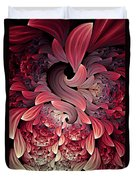 Rooster Abstract Duvet Cover