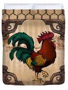 Rooster I Duvet Cover