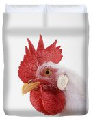 Rooster Duvet Cover by Thomas Kitchin & Victoria Hurst