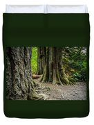 Root Feet Collection 1 Duvet Cover