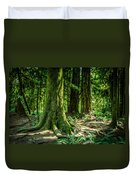Root Feet Collection 3 Duvet Cover