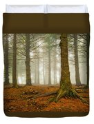 Rooted Duvet Cover