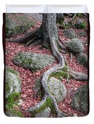 Roots Duvet Cover by Edward Fielding