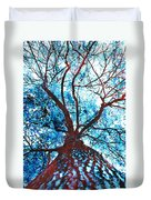Roots To Branches II Duvet Cover