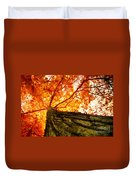 Roots To Branches IIi Duvet Cover