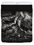 Roots Will Find A Way Duvet Cover