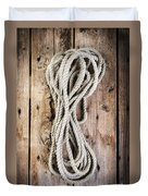 Rope Duvet Cover