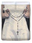 Rosary Duvet Cover by Joana Kruse