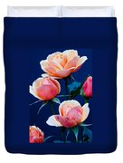 Rose #5 Duvet Cover