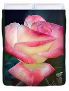 Rose Among The Thorns Duvet Cover