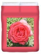 Rose At Clark Gardens Duvet Cover