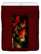 Rose Bouquet Duvet Cover