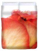 Rose Bud 1 Duvet Cover
