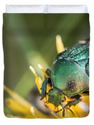 Rose Chafer Duvet Cover