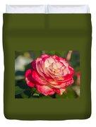 Rose Delight Duvet Cover