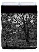 Rose Farm House-gettysburg Duvet Cover