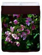Rose Garden 2 Duvet Cover