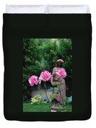 Rose Garden 3 Duvet Cover