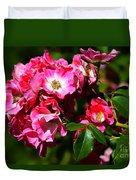 Rose Garden 4 Duvet Cover