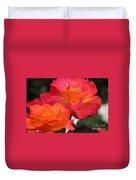 Rose Glow Duvet Cover