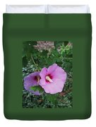 Rose Mallow Duvet Cover